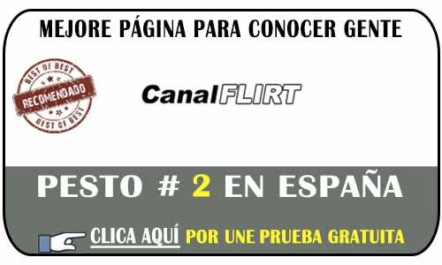 Reseña de CanalFlirt en España