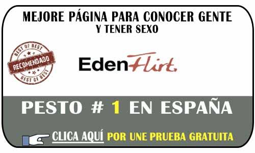 Reseña de EdenFlirt en España