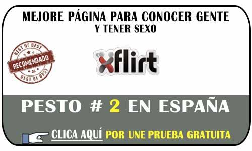 Reseña de xFlirt en España