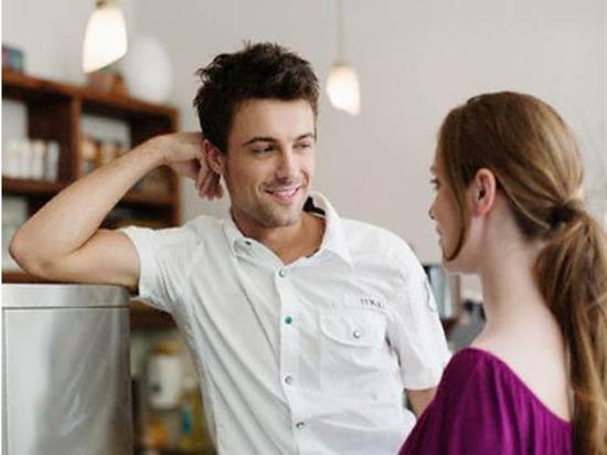 conversar con una mujer
