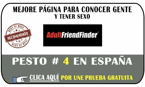 Reseña de AdultFriendFinder en España